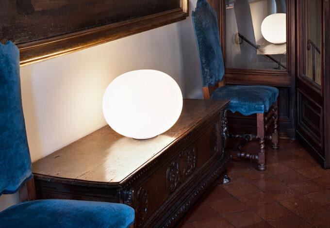 Glo Ball Basic Table