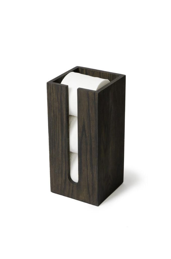 Roll Box Dark Oak