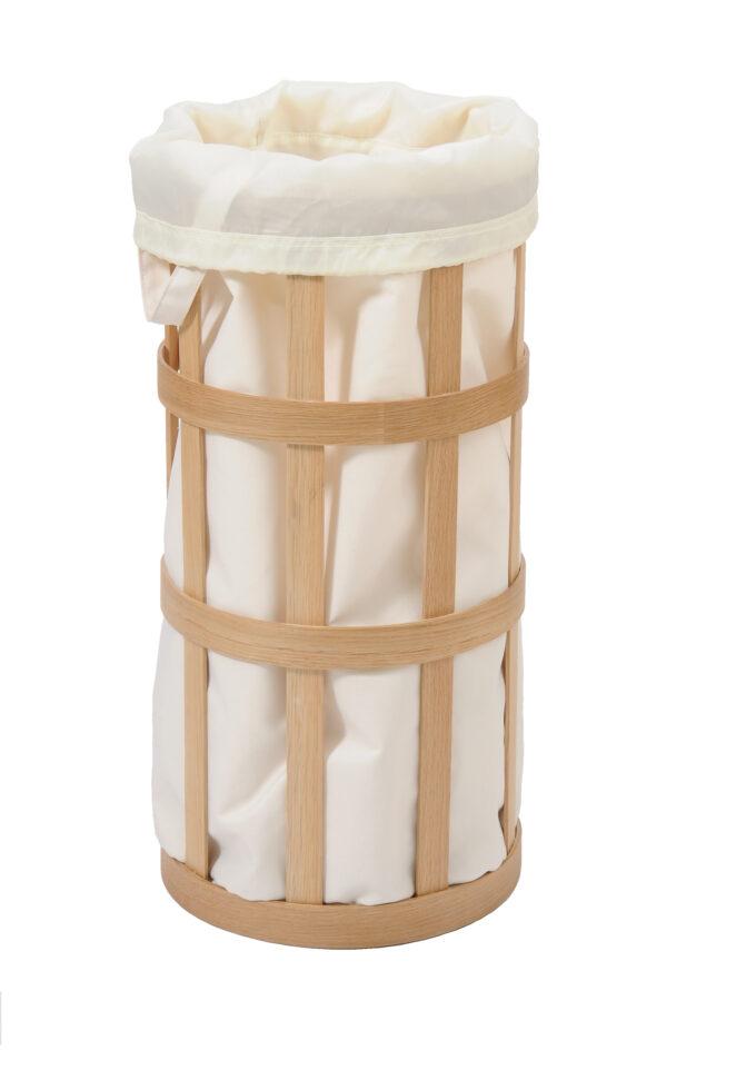 Laundry Basket White