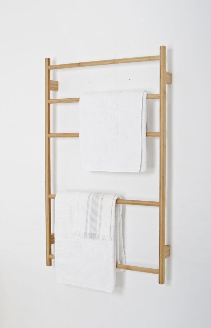 Towel Wallbar Bamboo