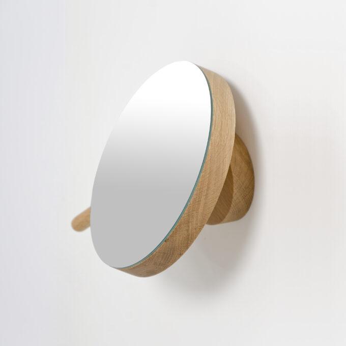 Magni Wall Mirror Oak