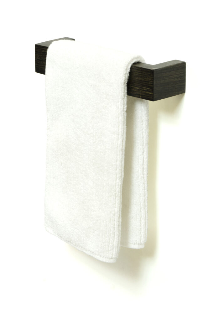 Hand Towel Dark Oak