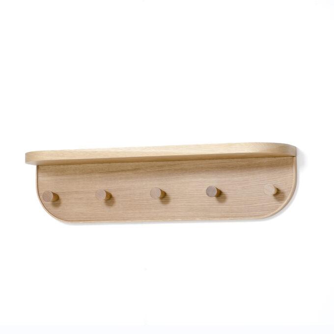 Nook Five Hook Shelf