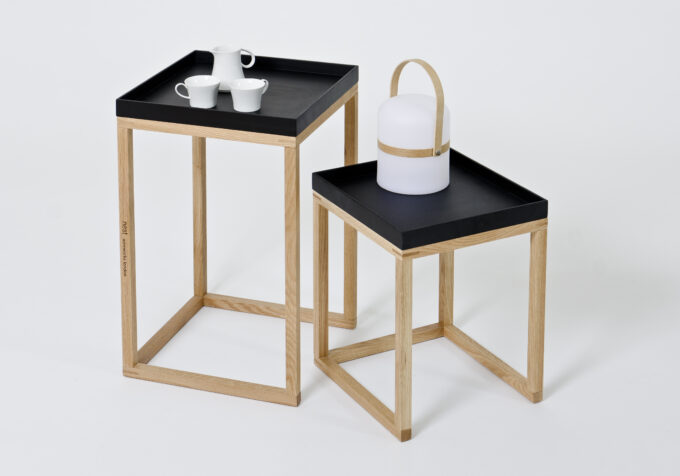 Nest Pair of Tables