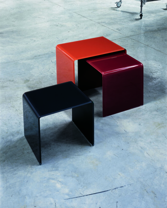 Curvi Low Table