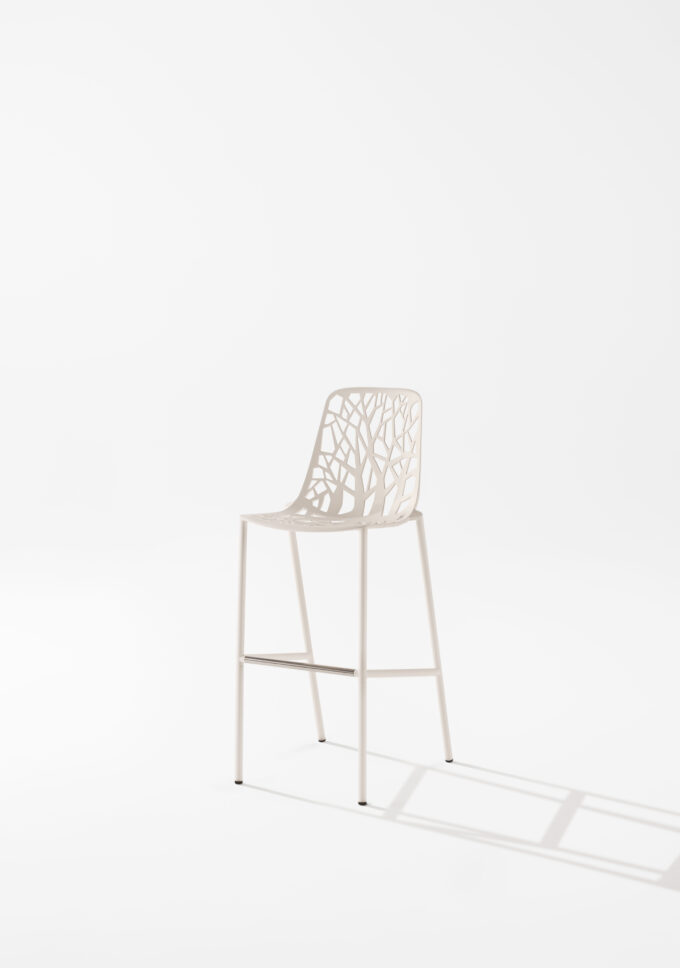 Forest Stool High Back