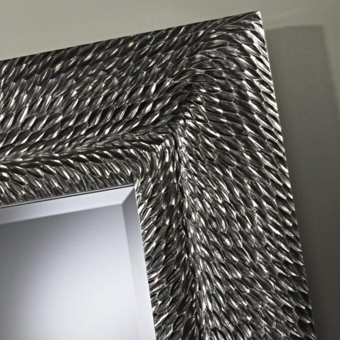Dragon Silver Mirror