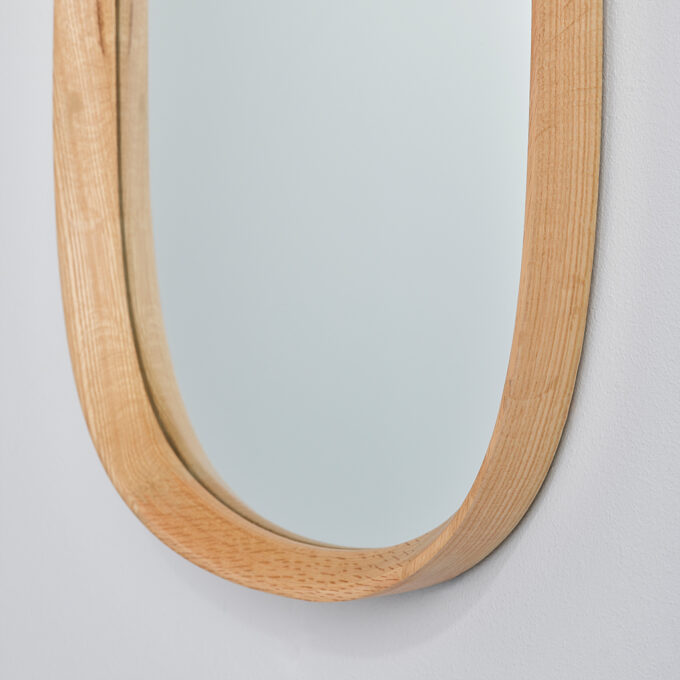 Solid Hall Mirror