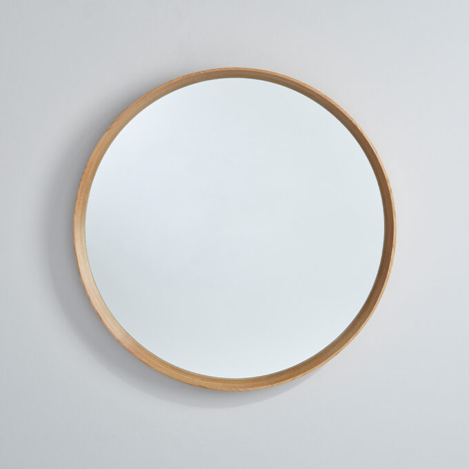 Solid Circle Mirror