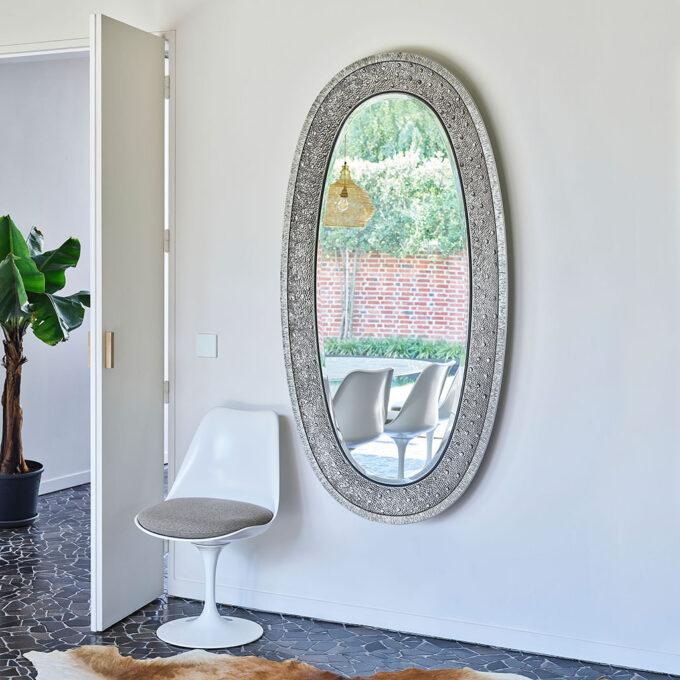 Etna Silver Mirror