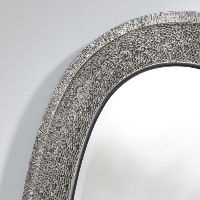 Etna Mirror Silver