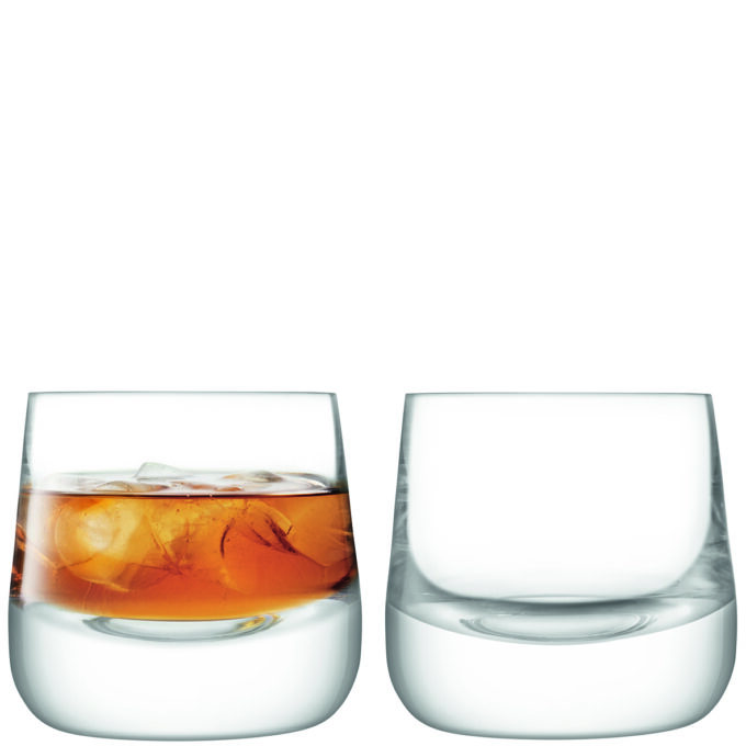 Bar Culture Whisky Glass