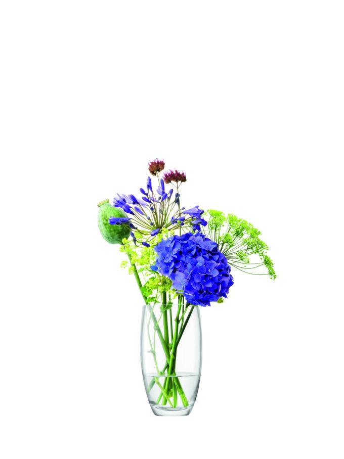 Barrel Bouquet Vase 20cm