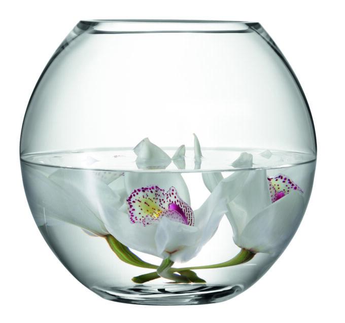 Round Bouquet Vase