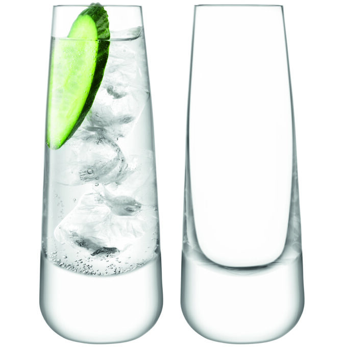Bar Culture Long Drink Glass