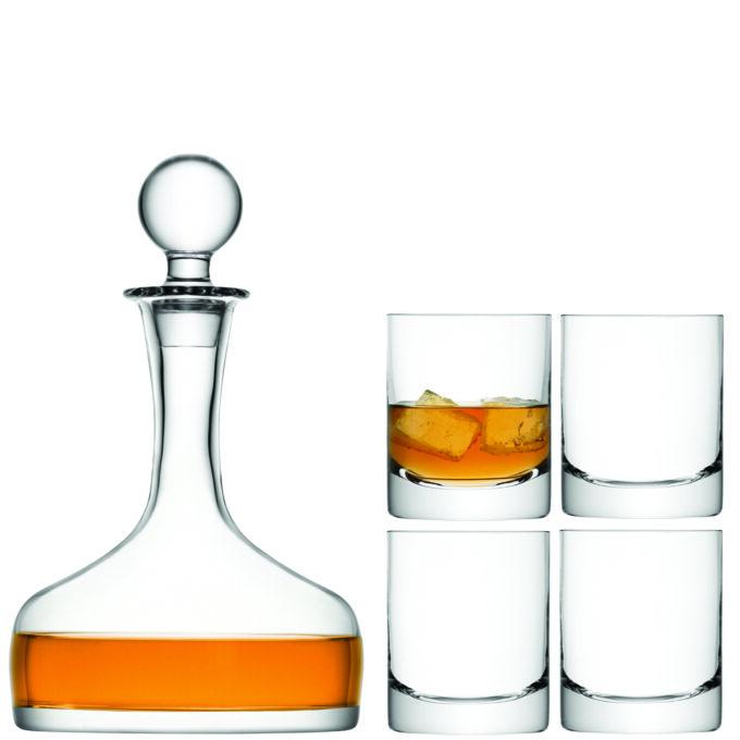 Bar Whiskey Set