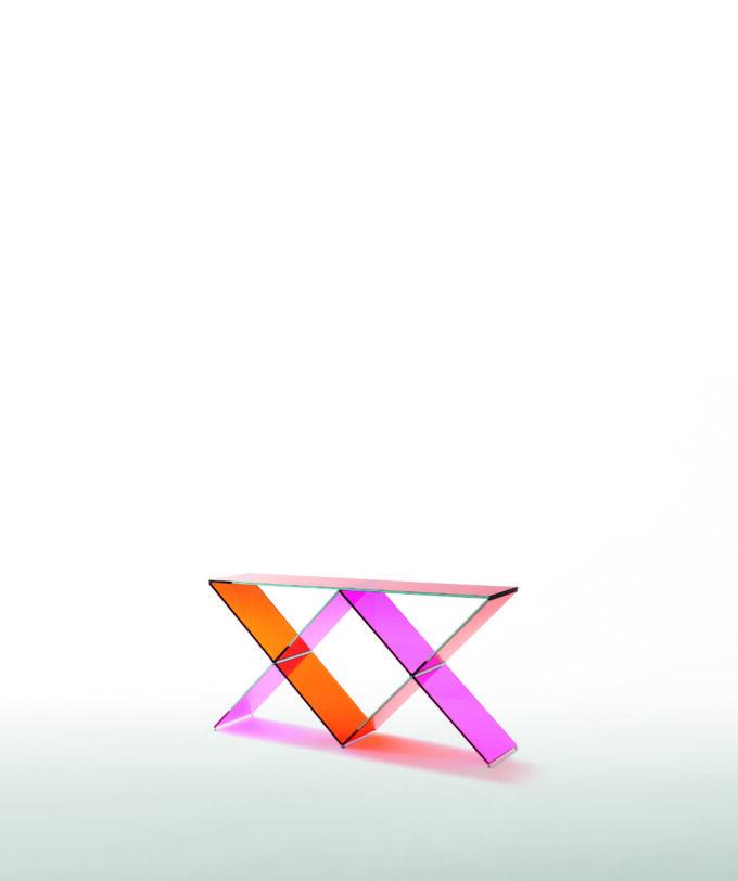 XX Glass Console