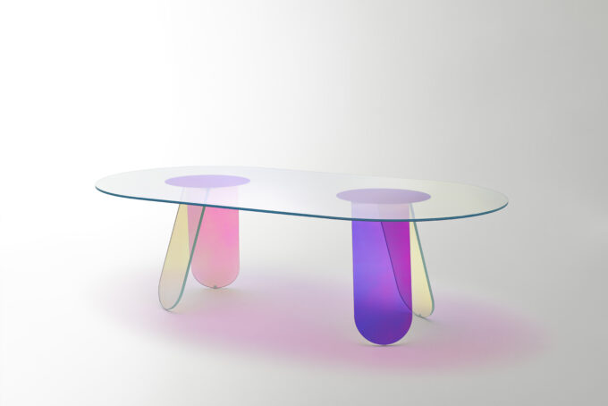 Shimmer High Table