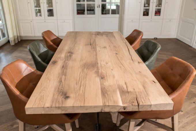 Unique Restoration Loft Table