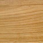 Oak - lacquer natural