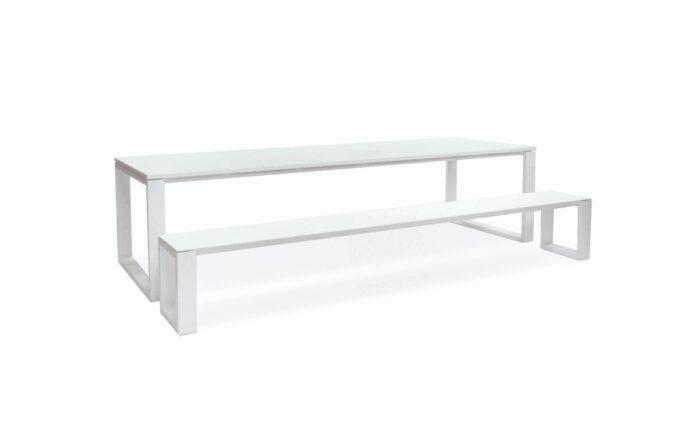 Fuse Dining Table & Bench