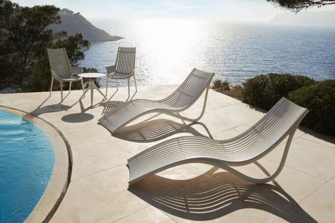 Ibiza Sunlounger
