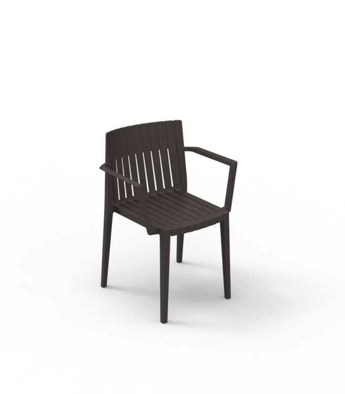 Spritz Chair with arms