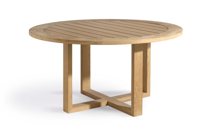 Siena Circular Teak Table