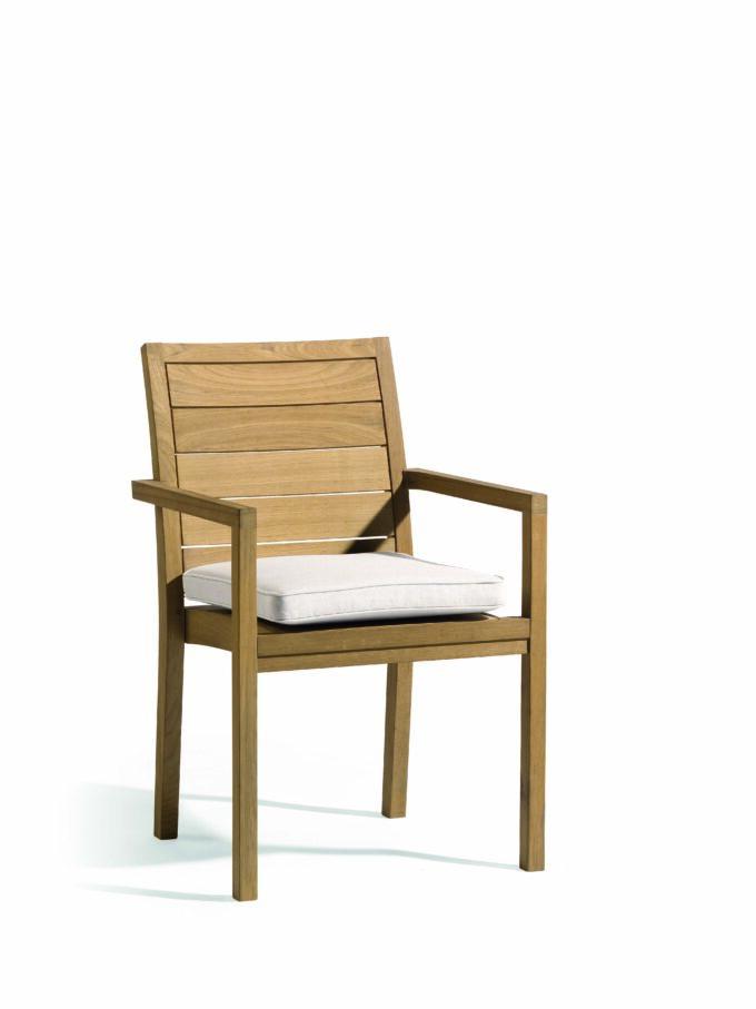 Siena Teak Chair