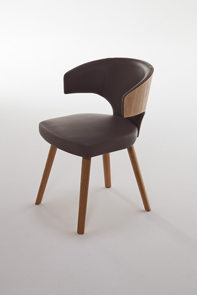 Wing Wood Chair