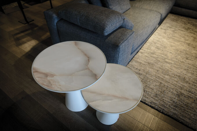 Peyote Keramik Coffee Tables