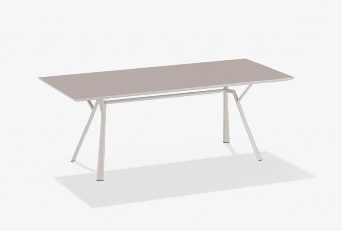 Rectangular Table Radice Quadra
