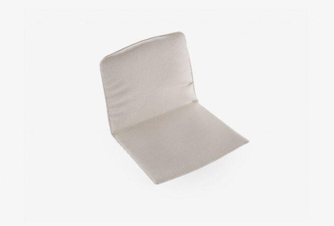 seat backrest cushion - Zebra