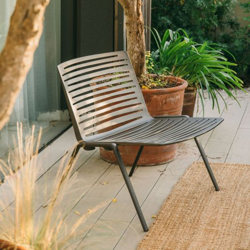Zebra Lounge Armchair