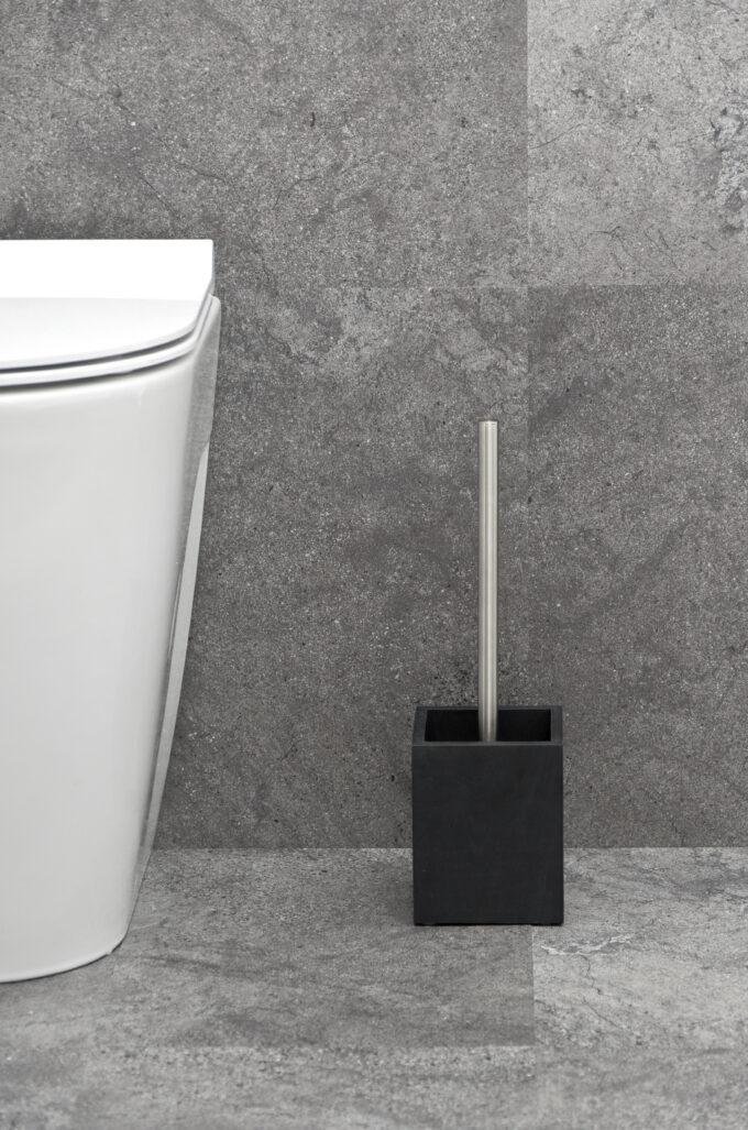 Toilet Brush Cosmos Dark Oak