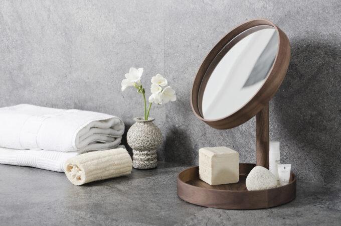 Mirror Look Walnut