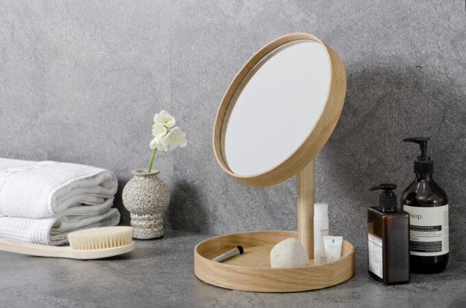 Mirror Look Oak