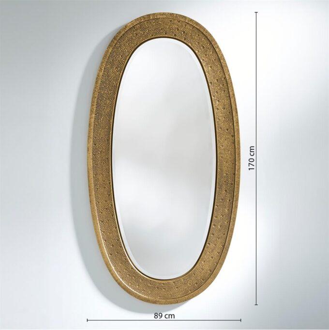 Etna Gold Mirror