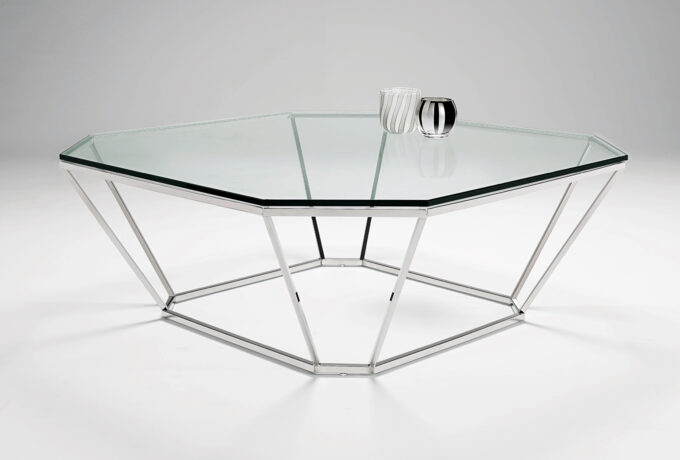 Barion Square Coffee Table
