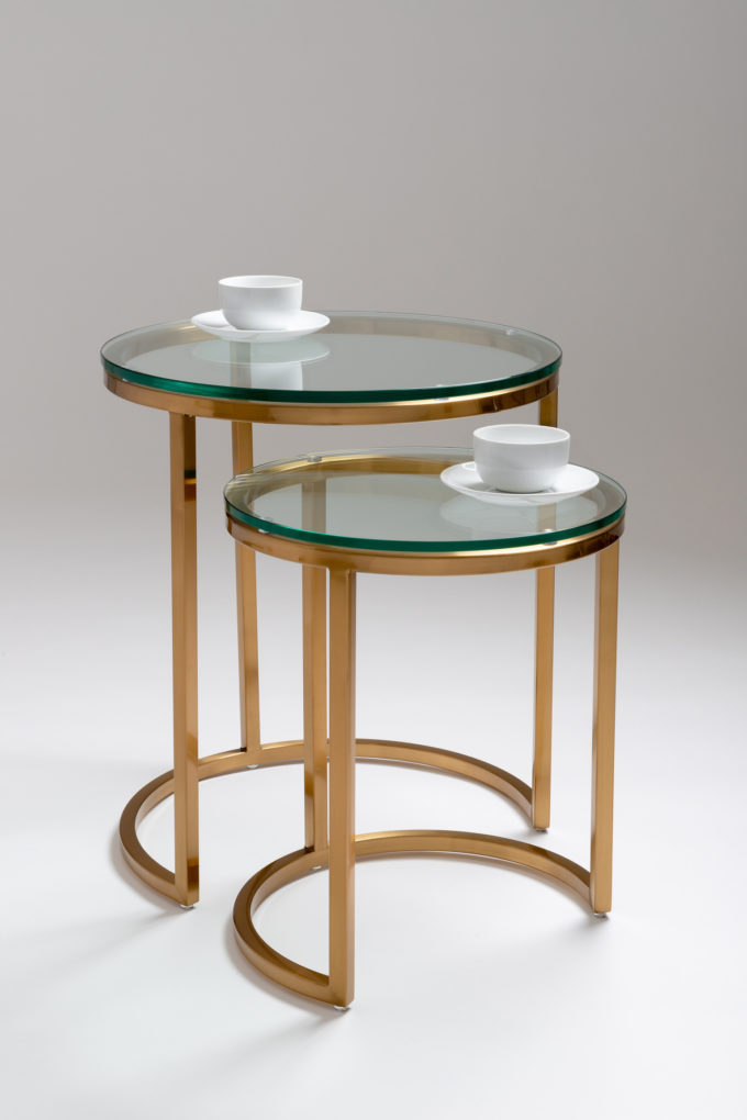 Apollo Nest of Two Tables