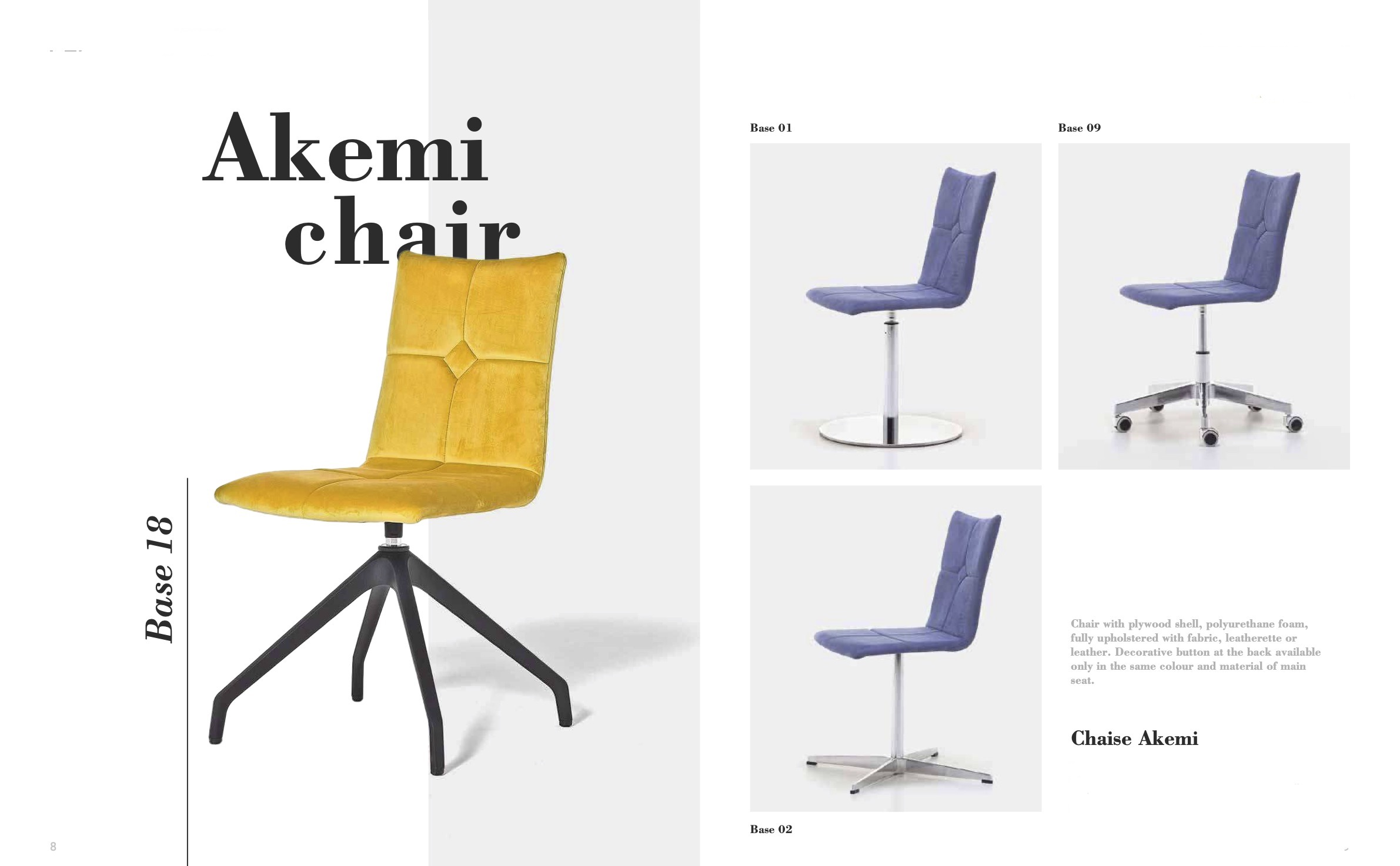 Akemi - Fact Sheet