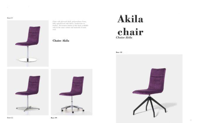 Akila Fact Sheet
