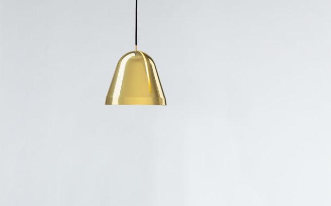 Tilt Penant Brass