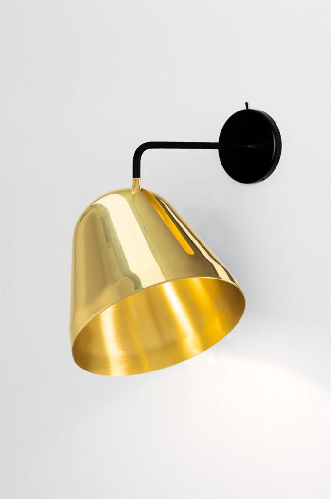Tilt Wall Brass