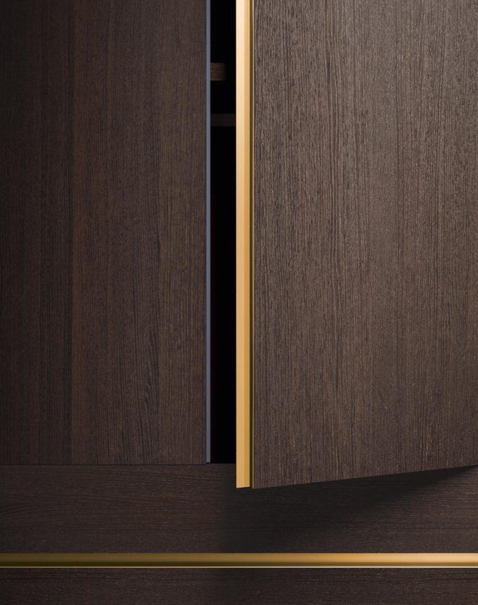 Tape Door Detail