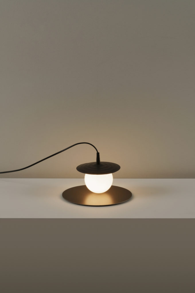 Symphony Low Table Lamp
