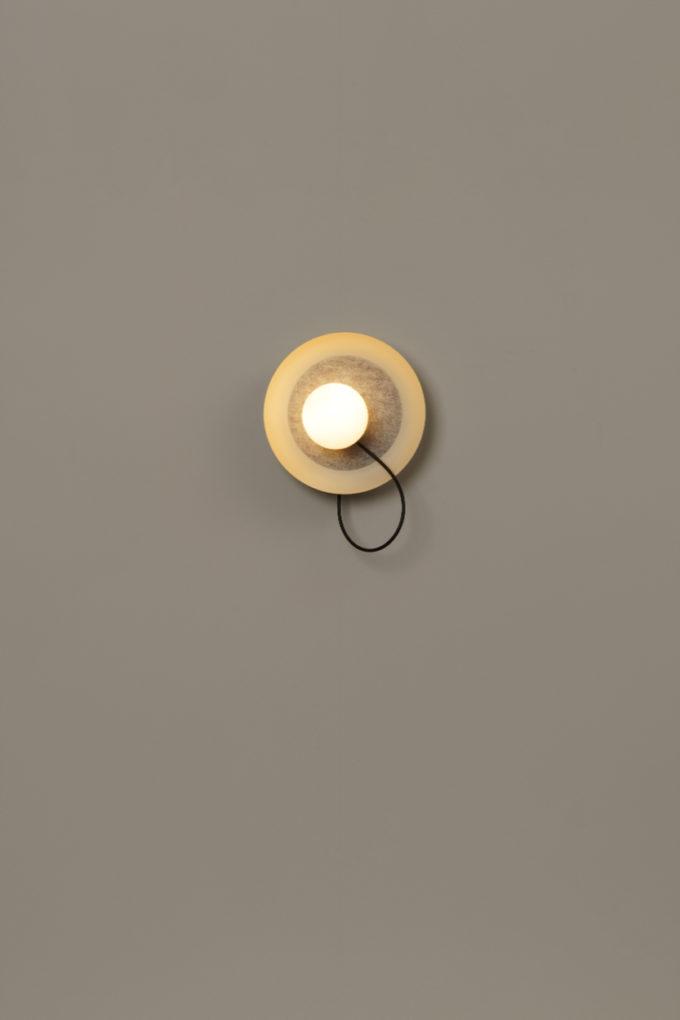 Wire Wall Light 24cm