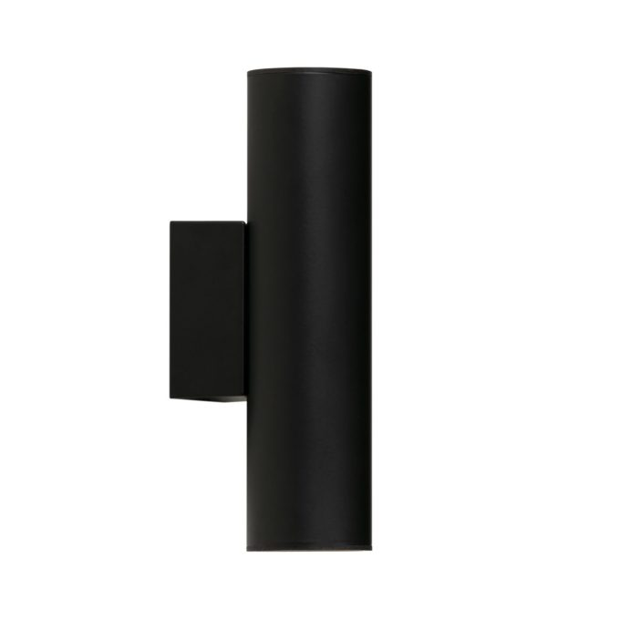 Hall Wall Light Black