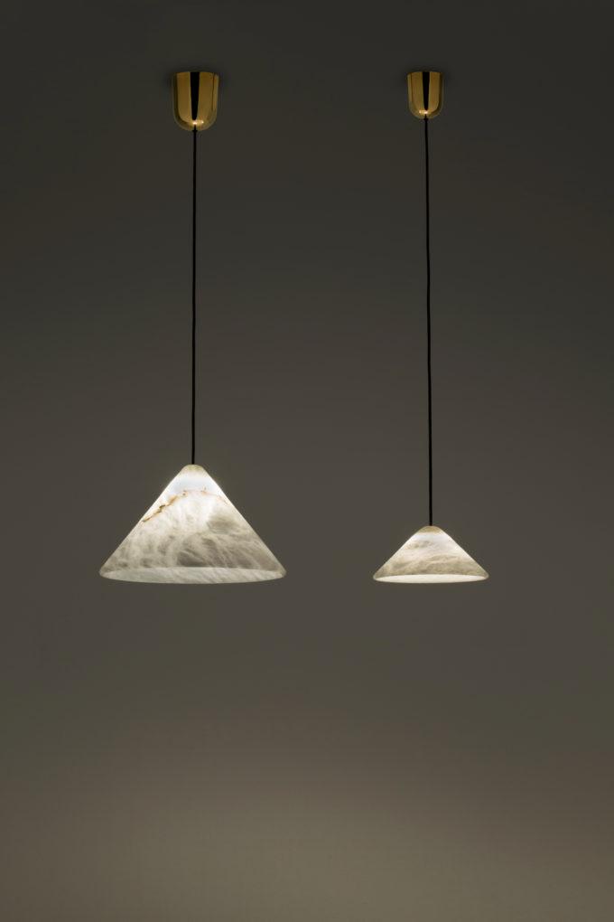 fuji hanging lamp