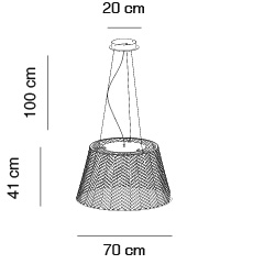Spike Pendant Light